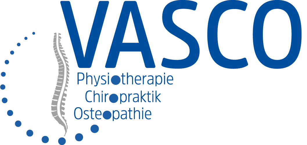Logo Vasco Physiotherapie